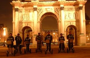 Paris de nuit en Segway (en anglais exclusivement)