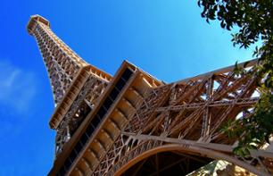 Tour of the Eiffel Tower with English-speaking Guide – Priority access to the 2nd floor