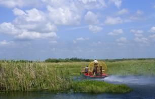 Day trip to Miami and the Everglades - Transport from Orlando included