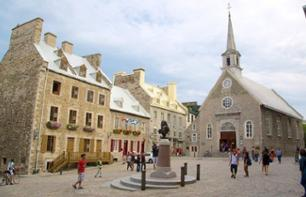 Guided Tour of Old Quebec