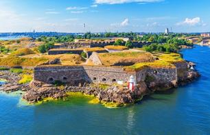 Private excursion to Suomenlinna Island and fortress discovery