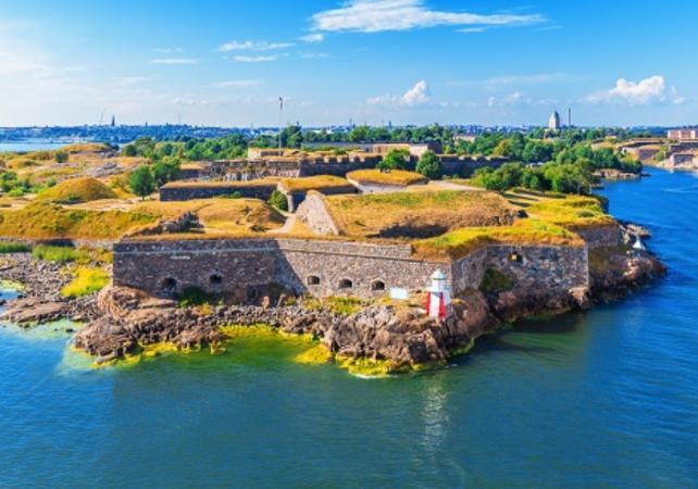 Excursion privée sur l'île de Suomenlinna et découverte de la forteresse - Helsinki -