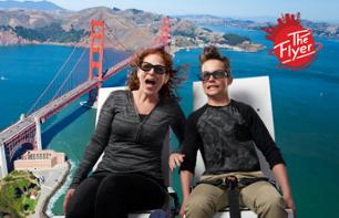 The Flyer San Francisco Ticket - Flying theatre & 4D experience at the Pier
