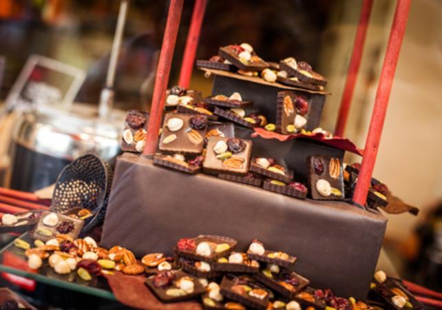 Les chocolats de Bruges - visite privée image 3