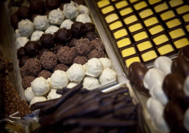 Les chocolats de Bruges - visite privée image 2