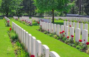 Private Excursion to the Battlefields of Flanders – Leaving from your hotel in Brussels