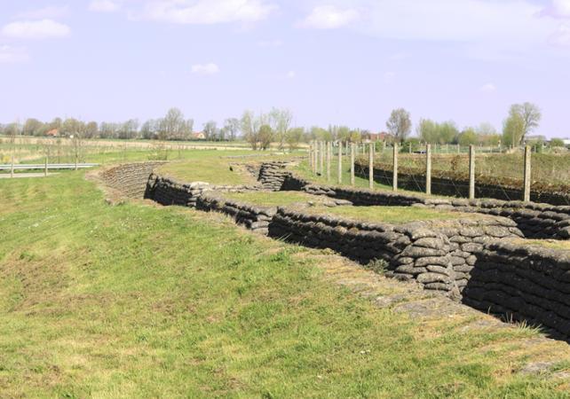 Excursion privée sur les champs de bataille des Flandres - au départ de votre hôtel de Bruxelles image 4