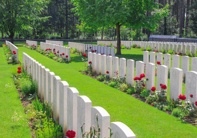 Excursion privée sur les champs de bataille des Flandres - au départ de votre hôtel de Bruxelles image 1