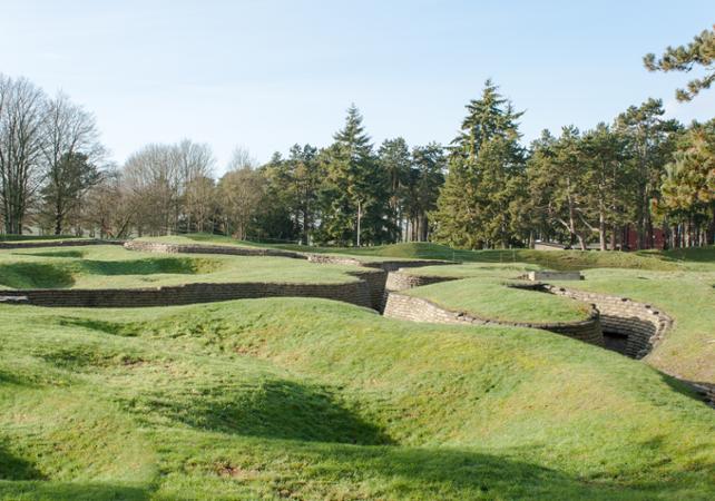 Excursion privée sur les champs de bataille des Flandres - au départ de votre hôtel de Bruxelles image 2
