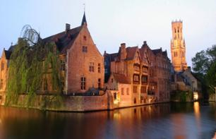 Private Excursion to Bruges – Departure from your hotel in Brussels