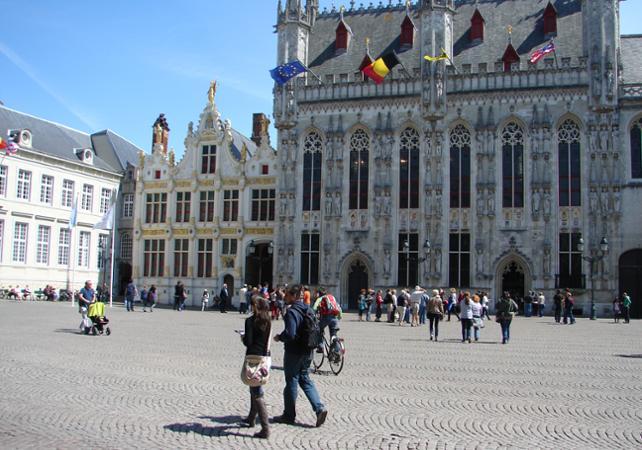 Excursion privée à Bruges - au départ de votre hôtel de Bruxelles image 1