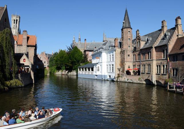 Excursion privée à Bruges - au départ de votre hôtel de Bruxelles image 2
