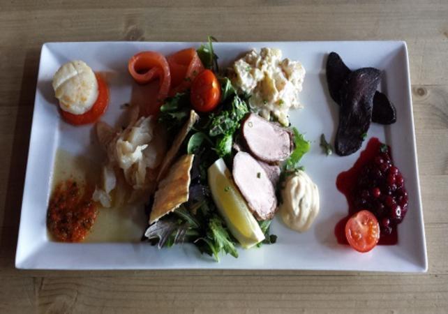 Visite gourmande à Oslo image 1