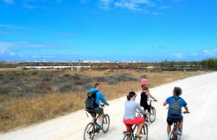 Guided Bike Tour in the Ria Formosa Natural Park – Faro