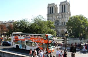 Visit Paris by Bus - 24 Hour Pass