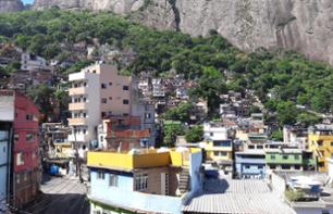 Private Visit to the Rocinha Favela in Rio - 4km Walking
