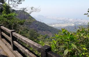 Private Hike on Mount Corcovado in Rio - 10 km