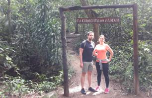 Private Hike in the Tijuca Forest in Rio - 10 km hike
