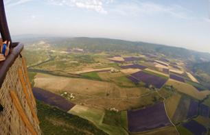 Hot Air Balloon Flight over Provence