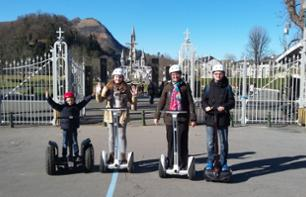Introduction to Segway Riding in the Marian City of Lourdes