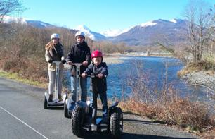 2 Hour Segway Trip Departing from Lourdes
