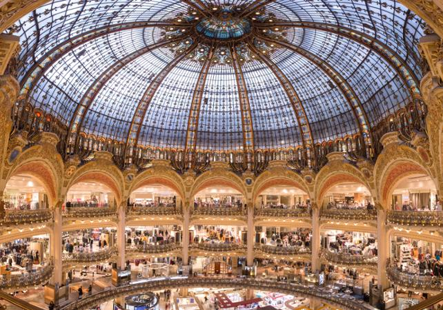 Parisian Shopping Experience by Galeries Lafayette - Paris -