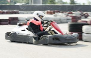 Half Day Go-Karting Trip and Discover the Area of Nouméa