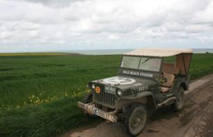 Jeep Ride along the D-Day Landing Beaches