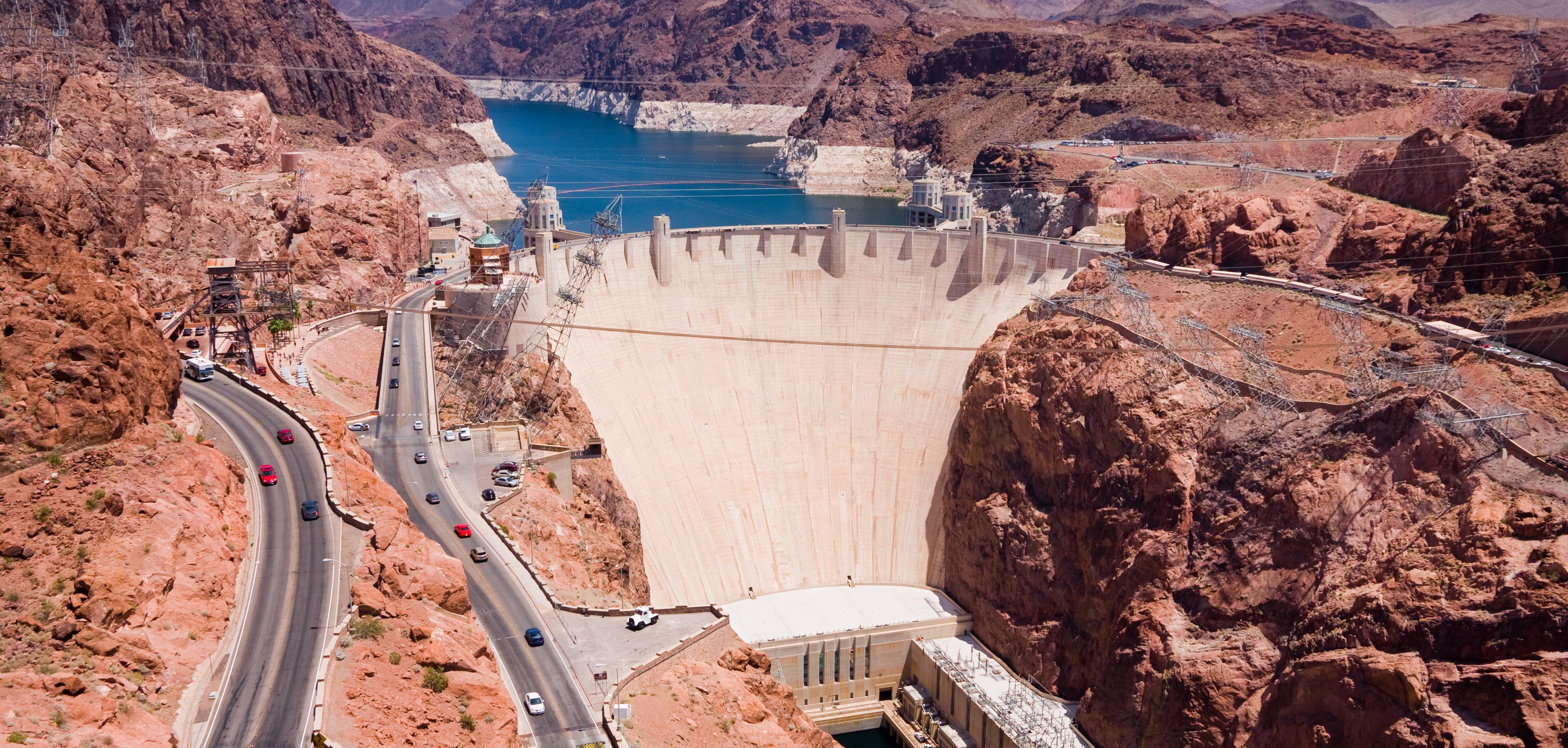Salir de la ciudad,Excursions,Hoover Dam