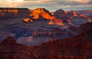 Escursione al Grand Canyon South Rim