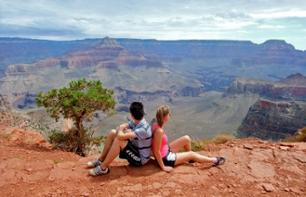 Escursione al Grand Canyon West Rim con scalo alla diga Hoover e opzione Skywalk