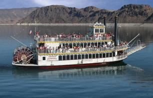 Hoover Dam Tour + Lunch Cruise on Lake Mead