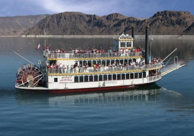 Visite du barrage Hoover et déjeuner croisière sur le Lake Mead - Las Vegas -