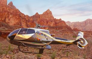Volo in elicottero: Grand Canyon
