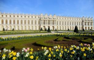 Guided Tour of the Palace of Versailles – 75 minutes – Priority-access ticket (without transport)