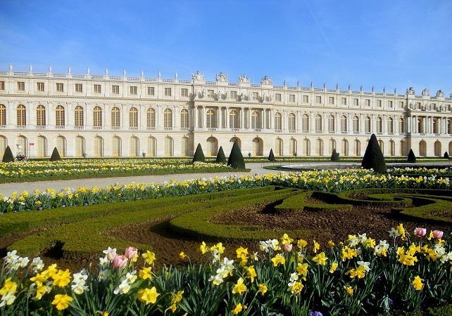 Salir de la ciudad,Excursions,Palacio de Versalles,Sin colas