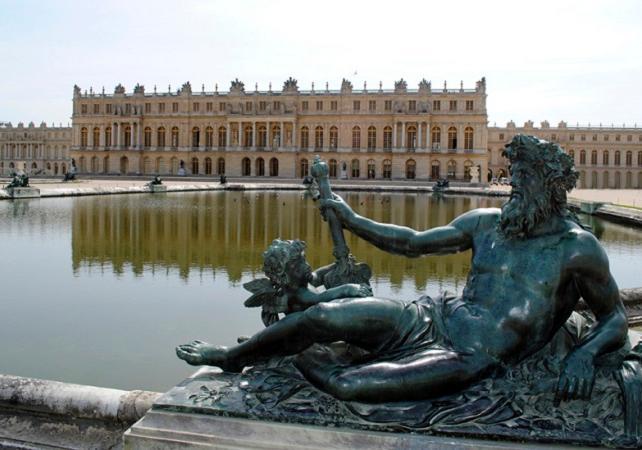 Ch teau de versailles visite guid e du ch teau de versailles de ses jardins du domaine de - Visite du chateau de versailles ...
