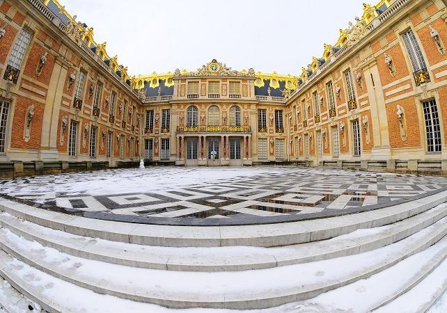 Salir de la ciudad,Excursions,Palacio de Versalles,Palacio con audioguía