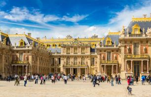 Versailles All-in-One Pass (Palace + Gardens + The Queen's Estate) – Priority access with audio guide