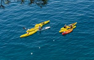 Sea Kayaking on the Adriatic Sea in Split