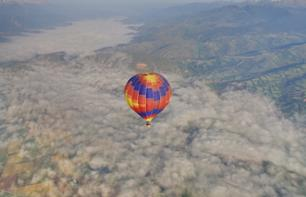 Hot Air Balloon Ride Over Catalonia - Breakfast Included - Barcelona