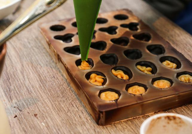 Parcours autour du chocolat : dégustation et workshop image 3