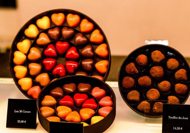 Parcours autour du chocolat : dégustation et workshop image 2