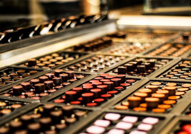 Parcours autour du chocolat : dégustation et workshop image 1