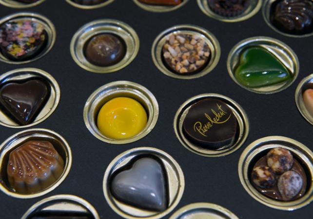 Parcours autour du chocolat : dégustation et workshop image 5