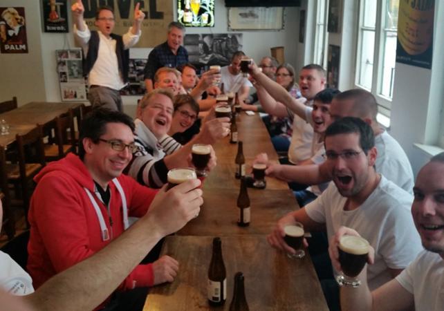 Circuit de dégustation de bières à Bruxelles image 3