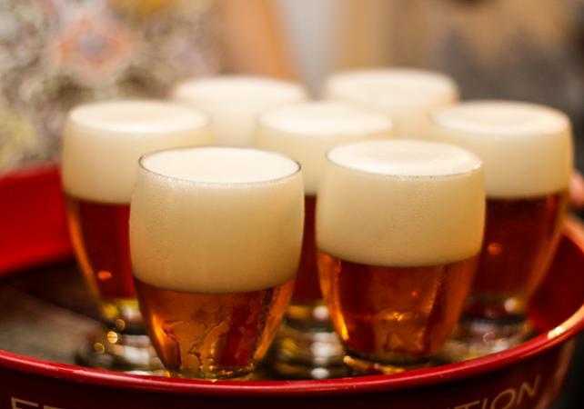 Circuit de dégustation de bières à Bruxelles image 2