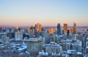 "4-Day 3-Night Stay: ""Exploring Montreal"" – Accommodation in 3* hotel + guided tours and activities"