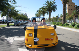 Drive a Go Car in San Diego: Self-guided Tour with GPS & Audio Guide – hourly rental