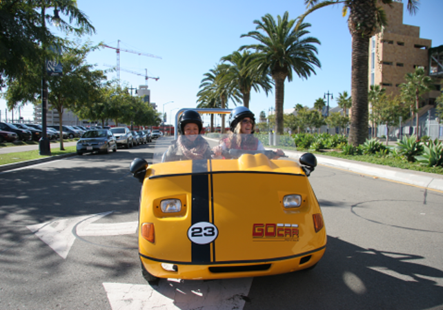 guide mini self driving car